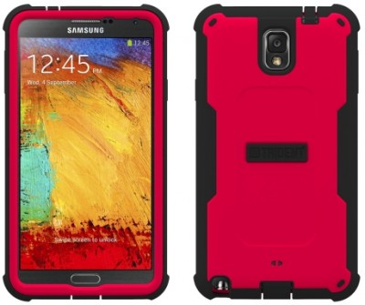 AFC Trident, Inc. - Cyclops Case for Samsung Galaxy Note 3 in Red