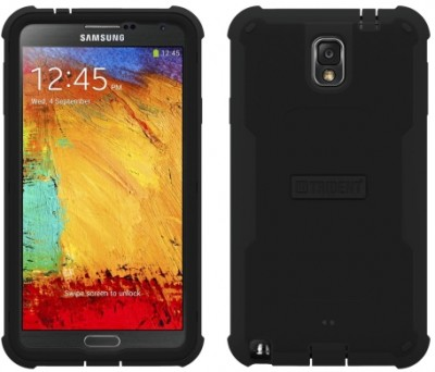 AFC Trident, Inc. - Cyclops Case for Samsung Galaxy Note 3 in Black