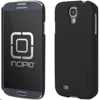 Incipio Feather Case for Samsung Galaxy S4 - Obsidian Black Incipio item SA-370