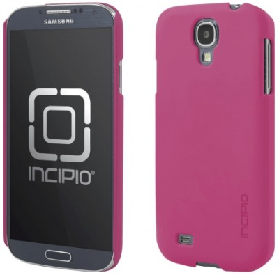 Incipio Feather Case for Samsung Galaxy S4 - Cherry Blossom pink Incipio item SA-371
