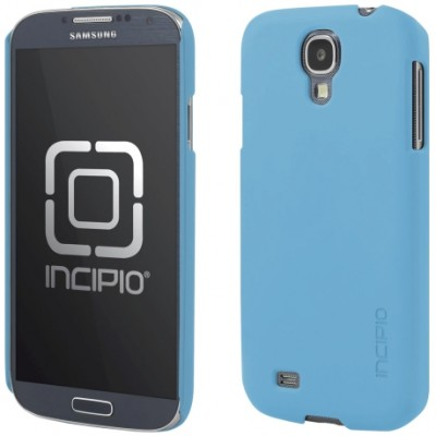 Incipio Feather Case for Samsung Galaxy S4 - Cyan Blue Incipio item SA-372