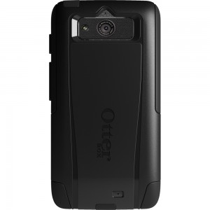 OtterBox COMMUTER Series Case for Motorola Droid Mini - Black