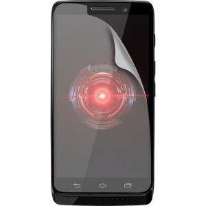 FITTED Screen Protector compatible with Motorola Droid Mini