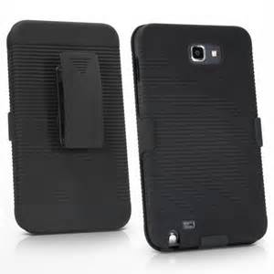 Holster & Shell Combo Samsung Galaxy Note 3 - Black