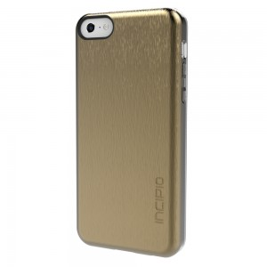 Incipio Feather Shine Case for Apple iPhone 5C - Gold
