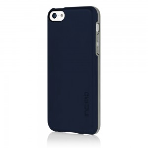 Incipio Feather Shine Case for Apple iPhone 5C - Navy Blue
