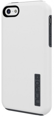 Incipio  iPhone 5C DualPro Case, White / Gray