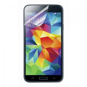 FITTED Screen Protector For Galaxy S 5