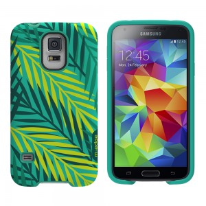 M-Edge Echo Case for Galaxy S5 Palm