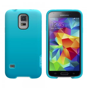 M-Edge Echo Case for Galaxy S5 - Peacock
