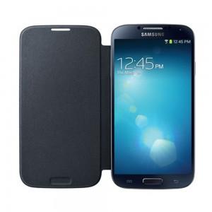 Samsung OEM Galaxy S4 Flip Cover - Black
