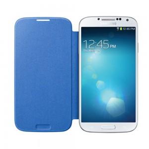 Samsung OEM Galaxy S4 Flip Cover - Light Blue