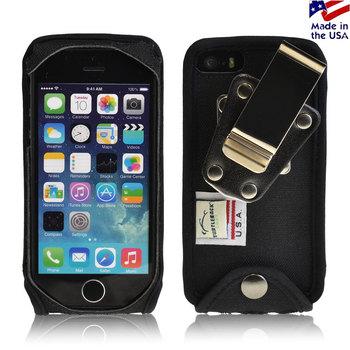 TurtleBack Iphone 5/5S Nylon Case w/Metal Swivel Clip (HD)