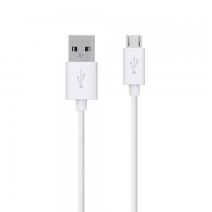 Belkin - MIXIT UP (4-Foot) Micro USB to USB ChargeSync Cable, White