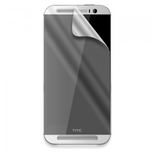 FITTED Screen Protector compatible with HTC One M8