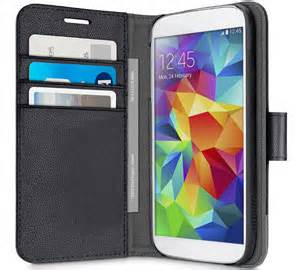 Belkin Trend Wallet Folio, Galaxy S 5, Blacktop/Charcoal