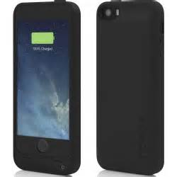 Incipio Technologies - offGRID Express 2000 mAh for iPhone 5s/5 in Black