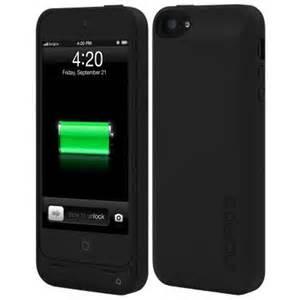 Incipio Technologies - offGRID PRO Case 4000 mAh Apple iPhone 5s/5 Black
