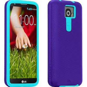 Case-Mate - Tough Case for the LG G2 (Purple/Blue)