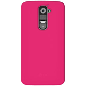 Amzer Hot Pink Jelly Case
