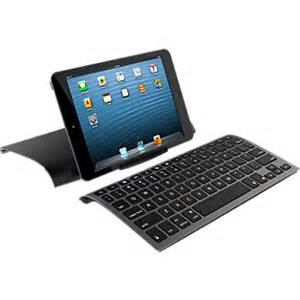 ZAGG Inc. ZAGGkeys Universal Wireless Keyboard in Black