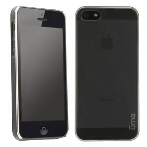 UMA illUsion Lightweight Case iPhone 5/5S - Transparent Smoke