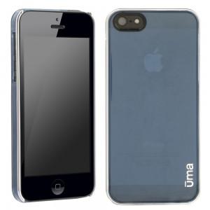 UMA illUsion Lightweight Case iPhone 5/5S - Transparent Blue
