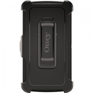 OtterBox DEFENDER Rugged Series Case w/Belt Clip For LG G3 (Black)