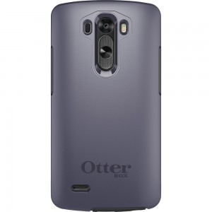 OtterBox SYMMETRY Rugged Slim Case(No Belt Clip) For LG G3(Denim)