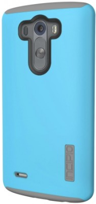 Incipio G3 DualPro Case, Cyan / Gray