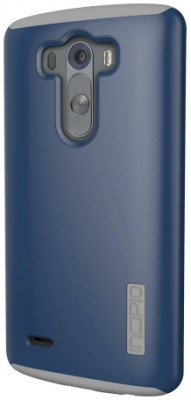Incipio G3 DualPro Case, Navy / Gray