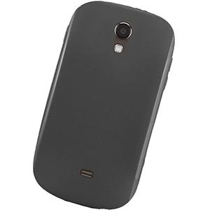 Samsung Galaxy Light Crystal Skin TPU Silicone Case - Trans. Smoke