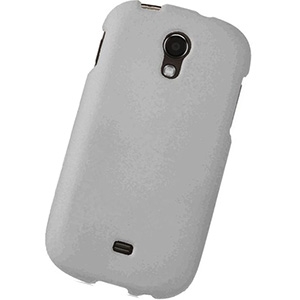 Samsung Galaxy Light Rubberized Protector Case - White