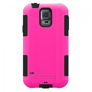 Trident Aegis Case Compatible with Samsung Galaxy S5 - Pink