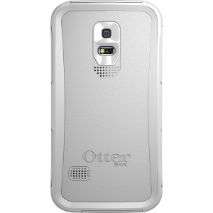 OtterBox PRESERVE WaterProof Rugged Case (No Belt Clip) For Galaxy S5 (GLACIER)
