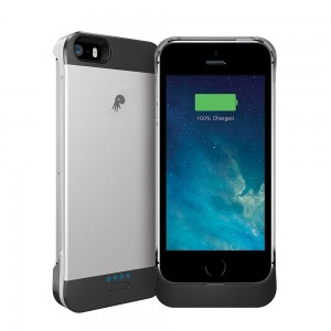 Xpal PowerSkin Spare 2000mAh for iPhone 5/5S - Black