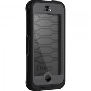 OtterBox PRESERVER Case (No Belt Clip) for the Apple iPhone 5s/5 Carbon