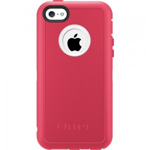 OtterBox DEFENDER Series Case w/Belt Clip for Apple iPhone 5C - Cotton Candy
