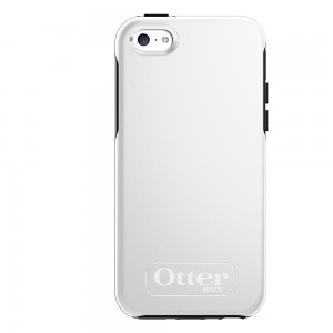 OtterBox SYMMETRY Case (No Belt Clip) for Apple iPhone 5C, Eclipse