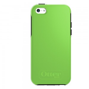 OtterBox SYMMETRY Case (No Belt Clip) for Apple iPhone 5C, Apple Green