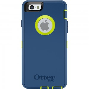 OtterBox DEFENDER Case for Apple iPhone 6 w/Clip (Electric Indigo)