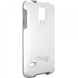 OtterBox SYMMETRY Case (No Belt Clip) for Samsung Galaxy S5, Glacier