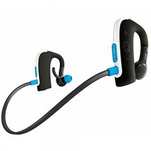 BlueAnt Pump Waterproof Wireless HD Sportbuds - Black