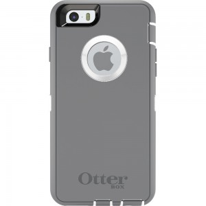 OtterBox DEFENDER Case for Apple iPhone 6 w/Clip (Glacier)