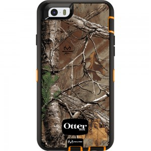 OtterBox DEFENDER Case for Apple iPhone 6 w/Clip (Realtree Camo)