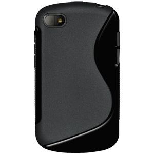 TPU Hybrid Case - Solid Black