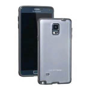 Ventev durashell for Samsung Note 4 in Clear/Black