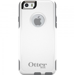 OtterBox COMMUTER Rugged Slim Case For Apple iPhone 6 (No Belt Clip)(Glacier)