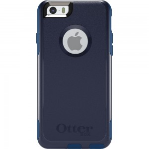 OtterBox COMMUTER Rugged Slim Case For Apple iPhone 6 (No Belt Clip)(Ink Blue)