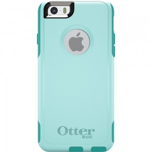 OtterBox COMMUTER Rugged Slim Case For Apple iPhone 6 (No Belt Clip)(Aqua Sky)